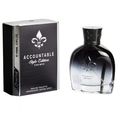Omerta Accountable Style Edition Woda toaletowa spray 100 ml