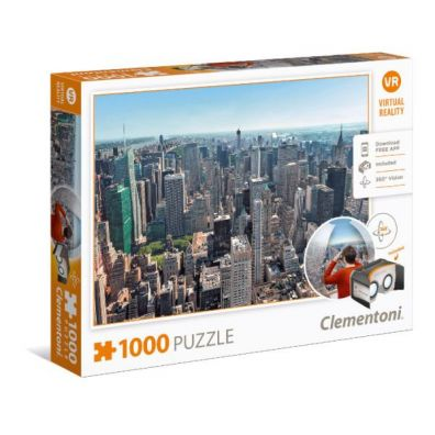 Puzzle 1000 Virtual Reality New York