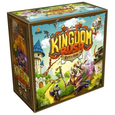 Kingdom Rush: Rift in Time Lucky Duck Games Polska