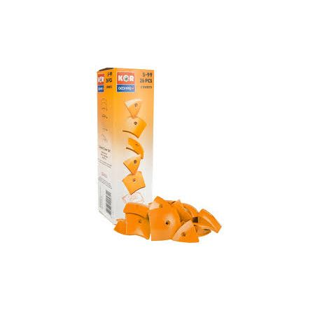 Geomag KOR 2.0 Pantone 151 (bright orange) - COVER
