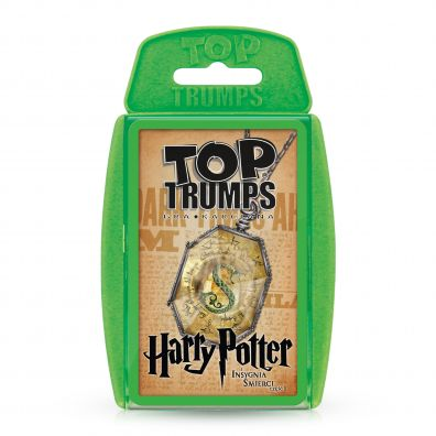 Top Trumps Harry Potter i Insygnia Śmierci vol.1