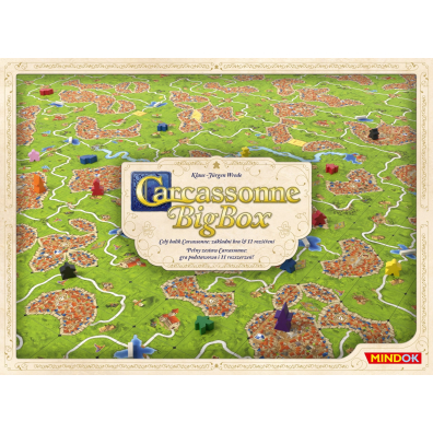 Carcassonne Big Box