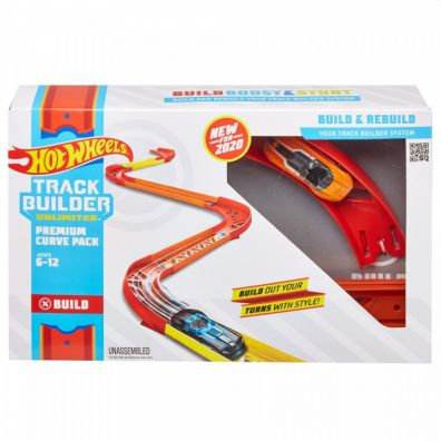 Hot Wheels Track Builder Zestaw do rozbudowy GLC88 Mattel