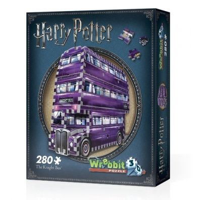 Puzzle Harry Potter The Knight Bus 3D 280 el
