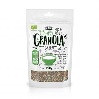 Diet-Food Granola