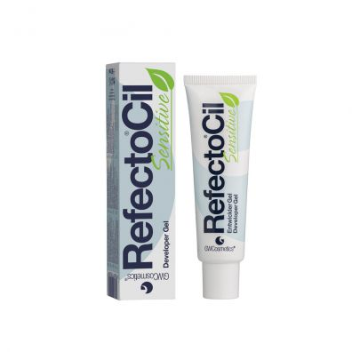 Refectocil Sensitive Developer Gel żelowy aktywator do farb 60 ml
