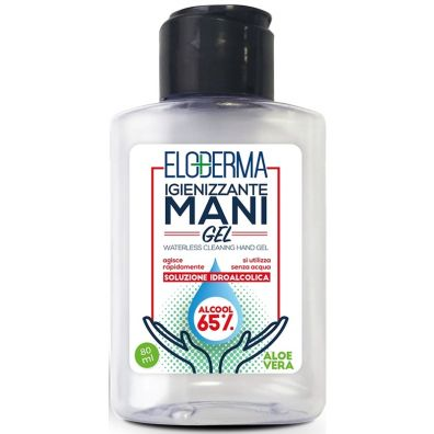 Eloderma Waterless Cleaning Hand Gel antybakteryjny żel do rąk 80 ml