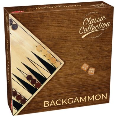 Classic Collection - Backgammon Tactic