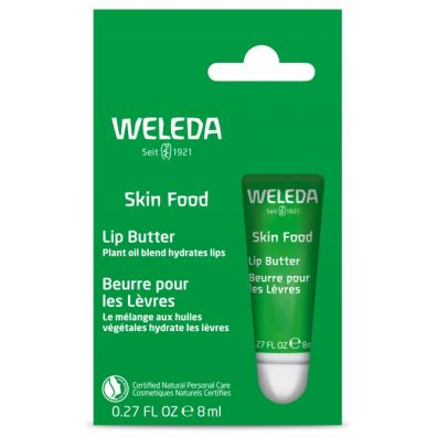 Weleda Skin Food Masło do ust 8 ml