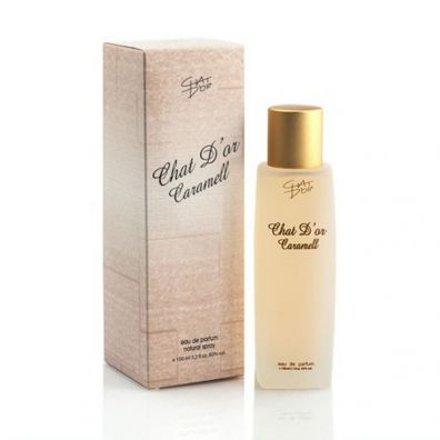 Chat Dor Chat D'or Caramell Woda perfumowana spray 100 ml