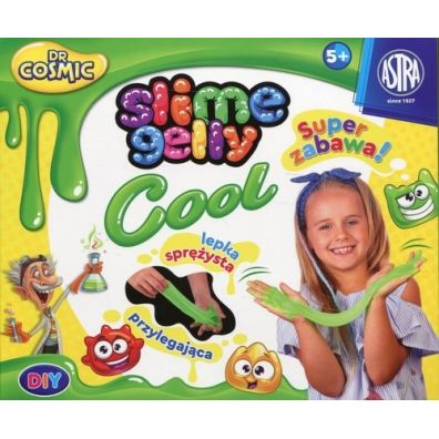 Slime gelly Cool zielony