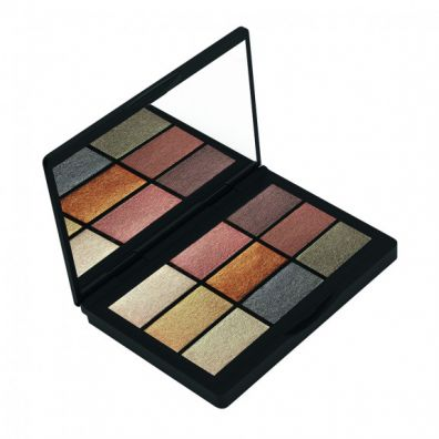 Gosh Shadow Collection paleta cieni do powiek 001 To Party In London 12 g