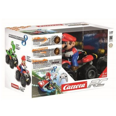 Carrera RC - Mario Kart 8 Quad