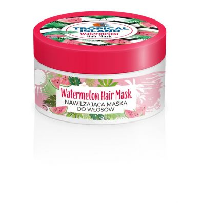 Tropical Island Hair Mask nawilżająca maska do włosów Watermelon