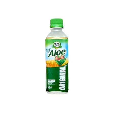 Pure Plus Napój z aloesem Light 340 ml