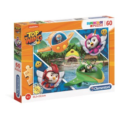 Puzzle 60 Super kolor Top Wing