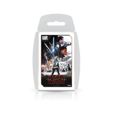 Top Trumps Star Wars 8 Last Jedi