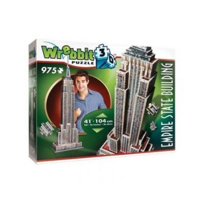 Puzzle 3D Empire State Building 975 Tactic