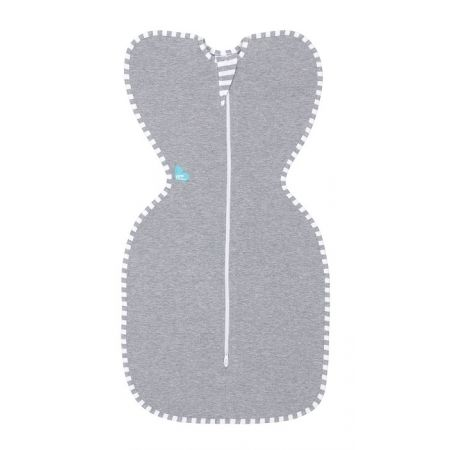 Love to Dream Otulacz Swaddle UP - rozmiar S - szary - ETAP 1 Original