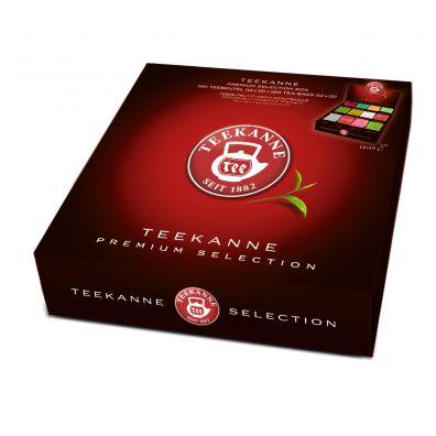 Teekanne - zestaw herbat ekspresowych Premium Selection 12 smaków