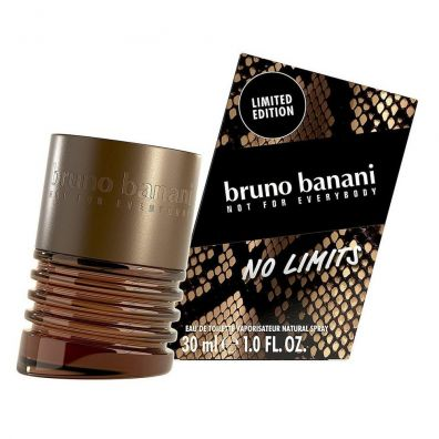 Bruno Banani No Limits Man Limited Edition Woda toaletowa ...