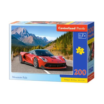 Puzzle 200 Mountain Ride