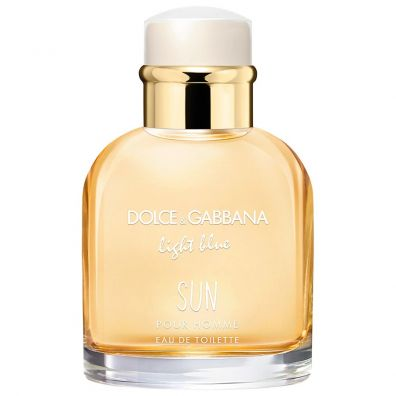 Dolce & Gabbana Light Blue Sun Pour Homme Woda toaletowa 125 ml