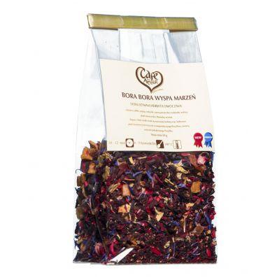 Herbata liściasta Bora-Bora Wyspa Marzeń