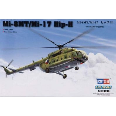 HOBBY BOSS Mi-8MT/Mi-17 Hip-H