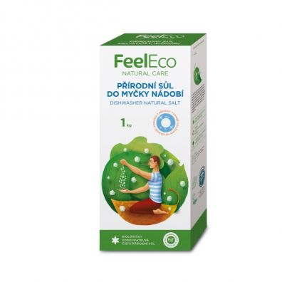 Feel Eco Naturalna sól do zmywarek 1 kg