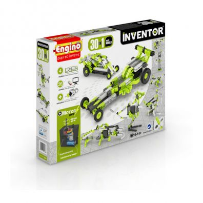 Inventor 30 in 1 models motorized