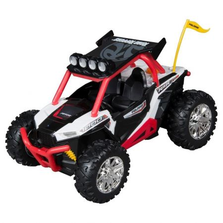 Off-road Rumbler - Red polaris RZR Dumel