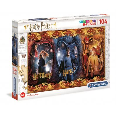 Puzzle 104 Harry Potter Clementoni
