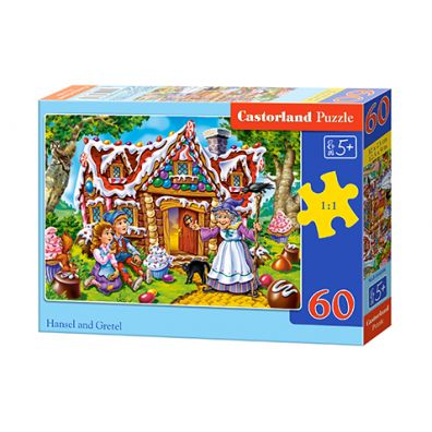Puzzle 30 Snow White AND the Seven Dwarfs Castorland