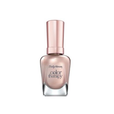 Sally Hansen Color Therapy Argan Oil Formula lakier do paznokci 200 Powder Room 14.7 ml