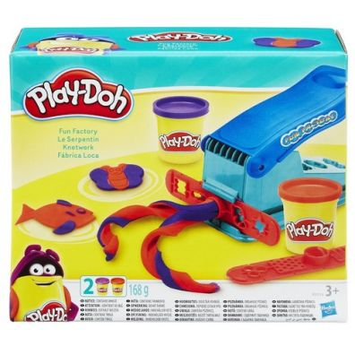 Hasbro Play Doh Basic Fun Factory