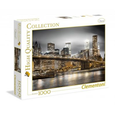Puzzle 1000 New York skyline