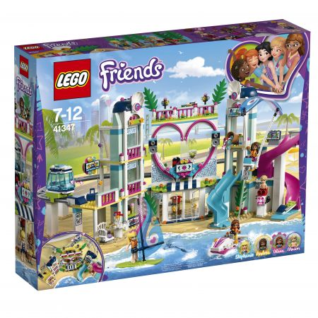 LEGO Friends. Kurort w Heartlake 41347
