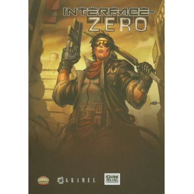 Savage Worlds - Interface Zero Gramel