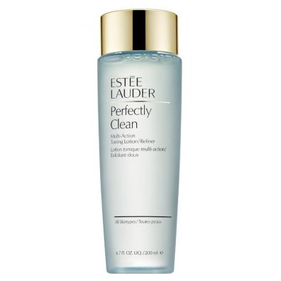 Estée Lauder Perfectly Clean Multi-Action Toning Lotion Tonik do twarzy 200 ml