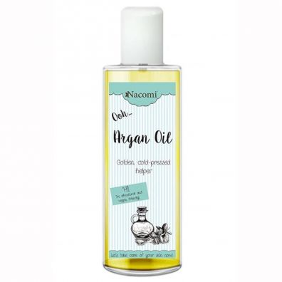Nacomi Argan Oil olej arganowy 250 ml