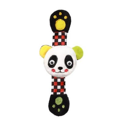 Grzechotka na rączkę PANDA ARCHIE C-MORE COLLECTION Babyono