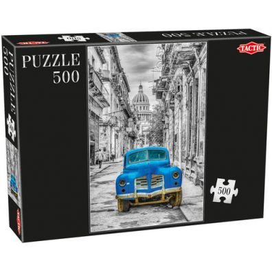 Puzzle 500 Cars Tactic