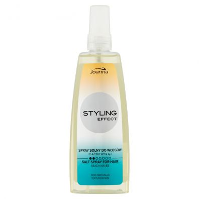 Joanna Styling Effect spray solny do włosów 150 ml