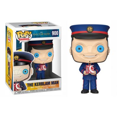 Funko POP TV: Doctor Who S4 - The Kerblam Man (GW)