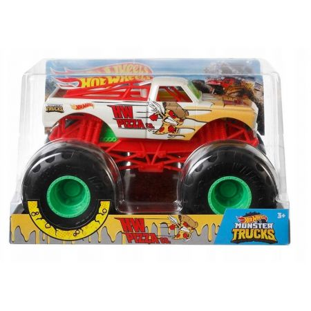 Hot Wheels Monster Trucks Pizza Co Mattel