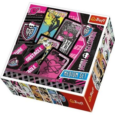 Karty Medium. Monster High 08607
