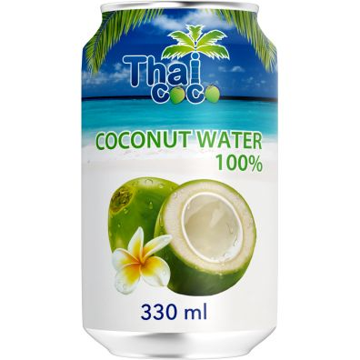 Thai Coco Woda kokosowa 100% (08.07.2019) 330 ml