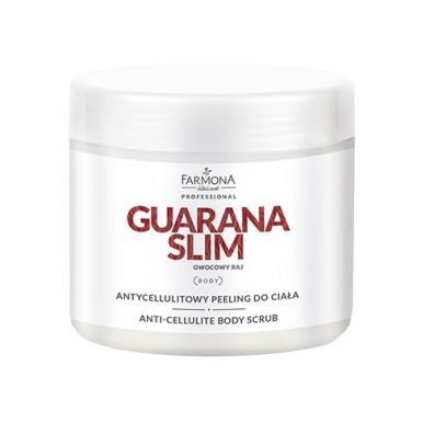 Farmona Professional Guarana Slim Anti-Cellulite Body Scrub antycellulitowy peeling do ciała 600 g