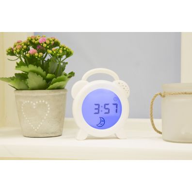 Zegar do nauki snu - snoozee sleep trainer & clock